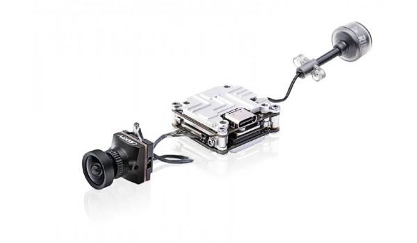 CaddxFPV Nebula Nano V2 Vista DJI HD FPV System Black - 12cm cable