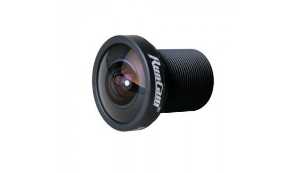 RunCam RC25G FPV Gopro Hero2 Lēca 2.5mm FOV140