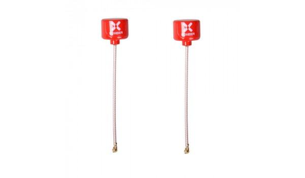 Foxeer Lollipop V3 5.8GHz Antena - UFL konektors RHCP (2gab)