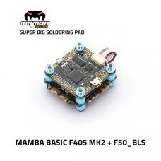 Diatone Mamba Basic F405 MK2 Stack FC + F50 BLS 4-6S ESC