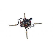 Zeez Design Racing Combo - Zeez F7 FC + Zeez 60A 4-in-1 ESC + LED