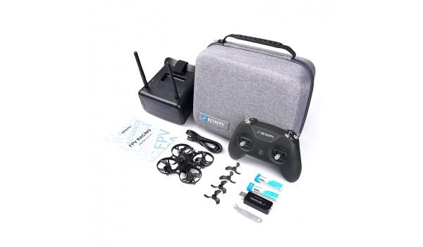 BetaFPV FPV Whoop Racing Advance Kit 2 SE drona komplekts - Black Friday Edition (Mode 2)