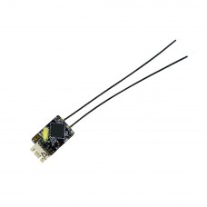 FrSky R-XSR Ultra Mini Redundancy Receiver SBUS EU