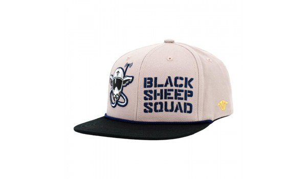 TBS Black Sheep Squad Cap
