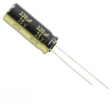 Panasonic 330uF 35V Low ESR Capacitor