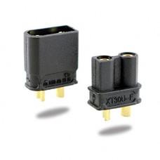 XT30 Amass Konektors (pāris) - melns