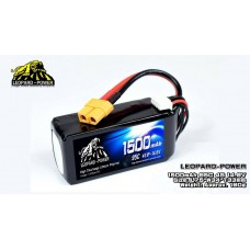 Leopard Power 1500mah 95C 4S