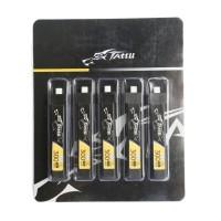 Tattu 300mAh 3.8V 75C 1S1P HV Lipo Battery Pack BT2.0 (5PCS)