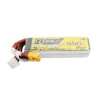 Tattu R-Line 550mAh 2s 95c LiPo Pack (XT30)