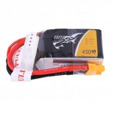 Tattu 450mAh 3S 75C Lipo Pack (XT30)