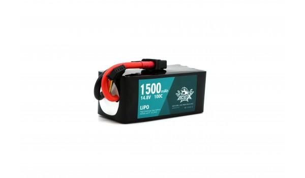 Acehe Ace-X 1500mah 4s 100-200c Lipo (XT60)