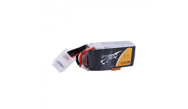 Tattu 650mAh 4S 75C Lipo Pack