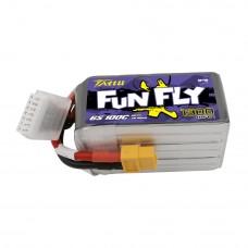Tattu Funfly 1300mAh 6s 100c LiPo Pack