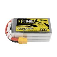 Tattu R-Line Version 3.0 1050mAh 6s 120c LiPo Pack (XT60)