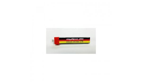 MyLipo 255mAh 1s 25C/50C V2 Lipo Pack PWConnector (JST-PH)
