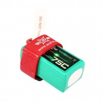 Acehe 4S 14.8V 75-150C 650mAh - Racing Series (XT30)
