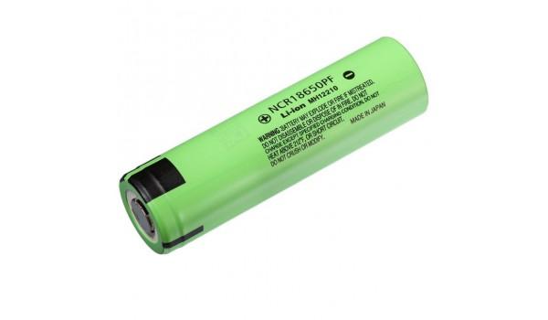 Panasonic NCR18650PF 18650 Li-Ion 3.6 V 2900 MAh