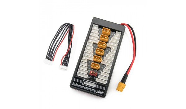 Parallel Balance Charging Board XT60 (2-6S)