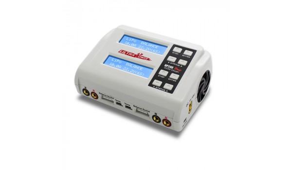 Ultra Power UP200 DUO 200W 10A Dual Channel Balance AC/DC Lādētājs
