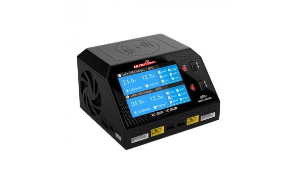 Ultra Power UP6+ 300W/600W 16A Dual Channel AC/DC Lādētājs