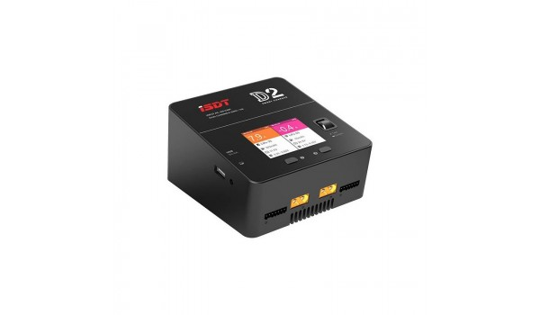 ISDT D2 AC Dual Channel Output Smart Battery Balance Charger