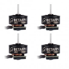BetaFPV 0802 Brushless Motors 19500kV (4pcs)