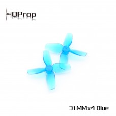 HQ Micro Whoop Prop 31mmX4 Zili 1mm 2CW + 2CCW
