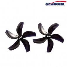 Gemfan Ducted D63 25165 Black Props 4CW+4CCW