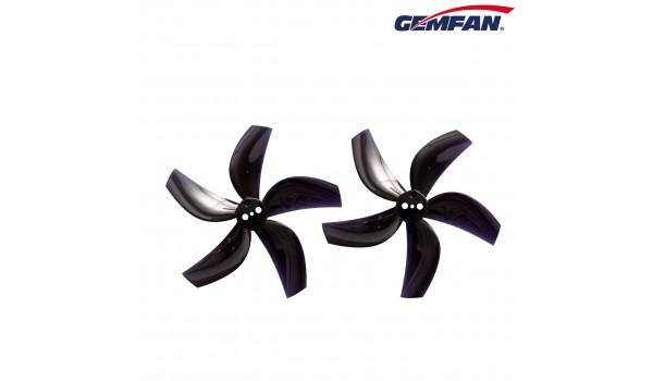 Gemfan Ducted D63 25165 Black Props 4CW+4CCW