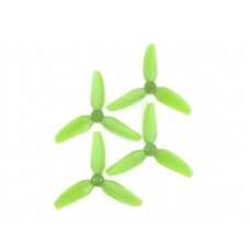 HQ T2.5x2.5x3 PC Light Green 2CW + 2CCW