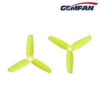 Gemfan Flash 3052 yellow Props 2CW+2CCW