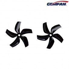 Gemfan Ducted D76 3030 Black Props 2CW+2CCW