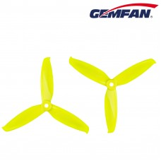 Gemfan Flash 5042 WinDancer Dzelteni 2CW + 2CCW