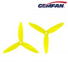 Gemfan 5152S yellow Props 2CW + 2CCW