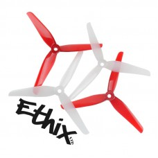 HQProp ETHiX P4 5.1X4X3 Candy Cane Propellers 2CW + 2CCW