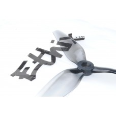 HQProp ETHiX S5 5X4X3 Light Grey Propellers 2CW + 2CCW