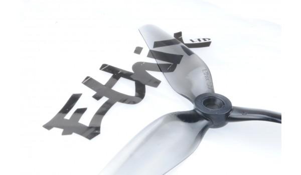 HQProp ETHiX S5 5X4X3 Light Grey Propellers 2CW + 2CCW