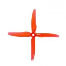 Gemfan 51455 Red Props 2CW + 2CCW - POPO