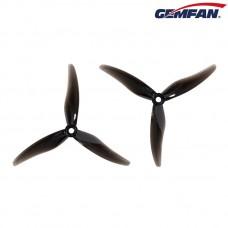 Gemfan Hurricane 51477-3 Clear Black Props 2CW + 2CCW
