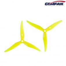 Gemfan Hurricane SL5125-3 Yellow Props 2CW + 2CCW