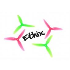HQProp ETHiX S3 5X3.1X3 Watermelon Propellers